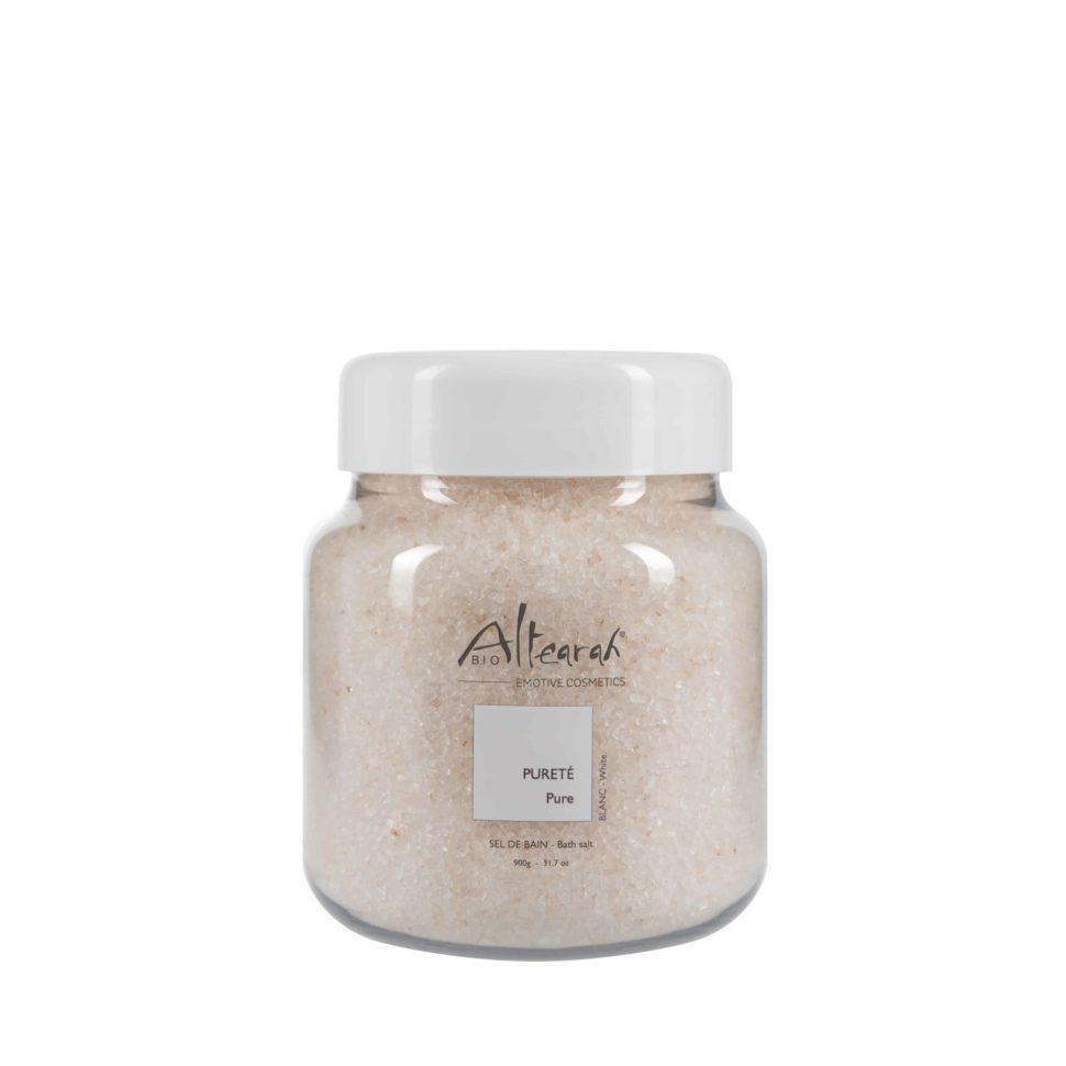 koupelová sůl bílá altearah bio