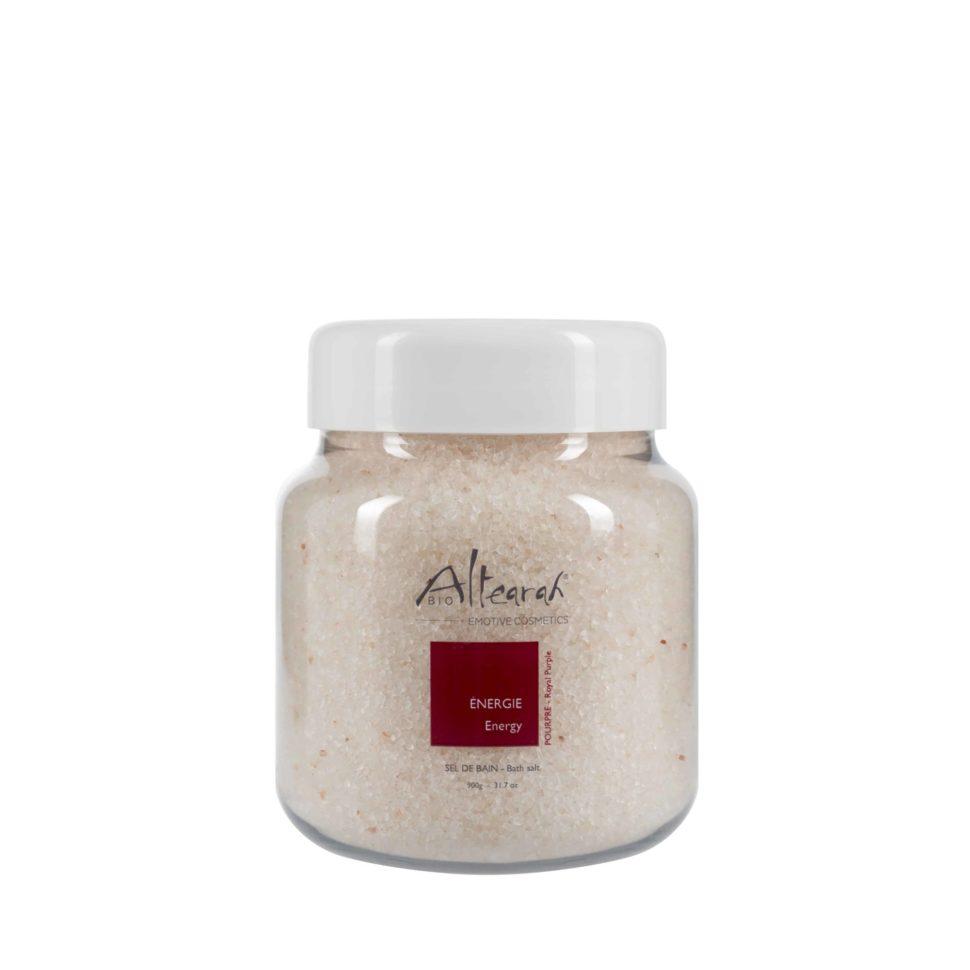 Koupelová sůl purpurová altearah bio