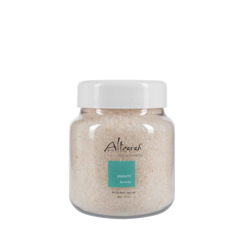 tyrkysová koupelová sůl altearah bio