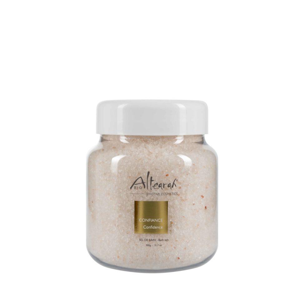 zlatá koupelová sůl altearah