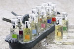 řada parfémů altearah bio