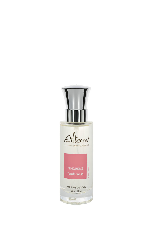 růžová parfém altearah flakon