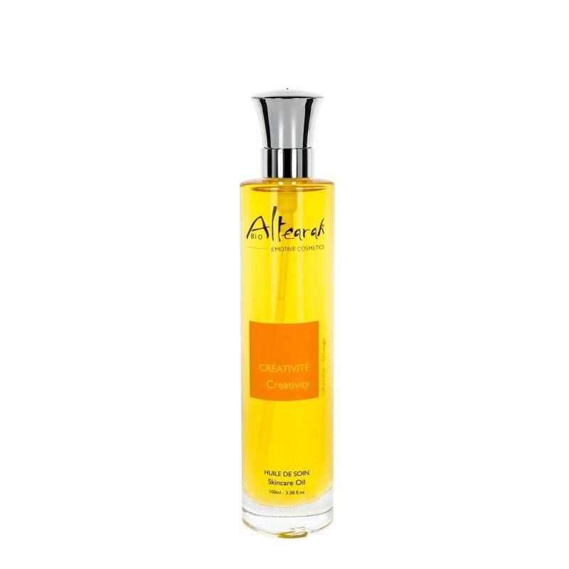 oranžová olej altearah flakon
