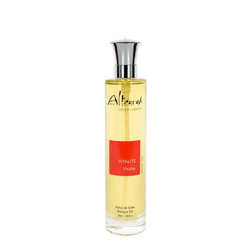 červená olej altearah flakon