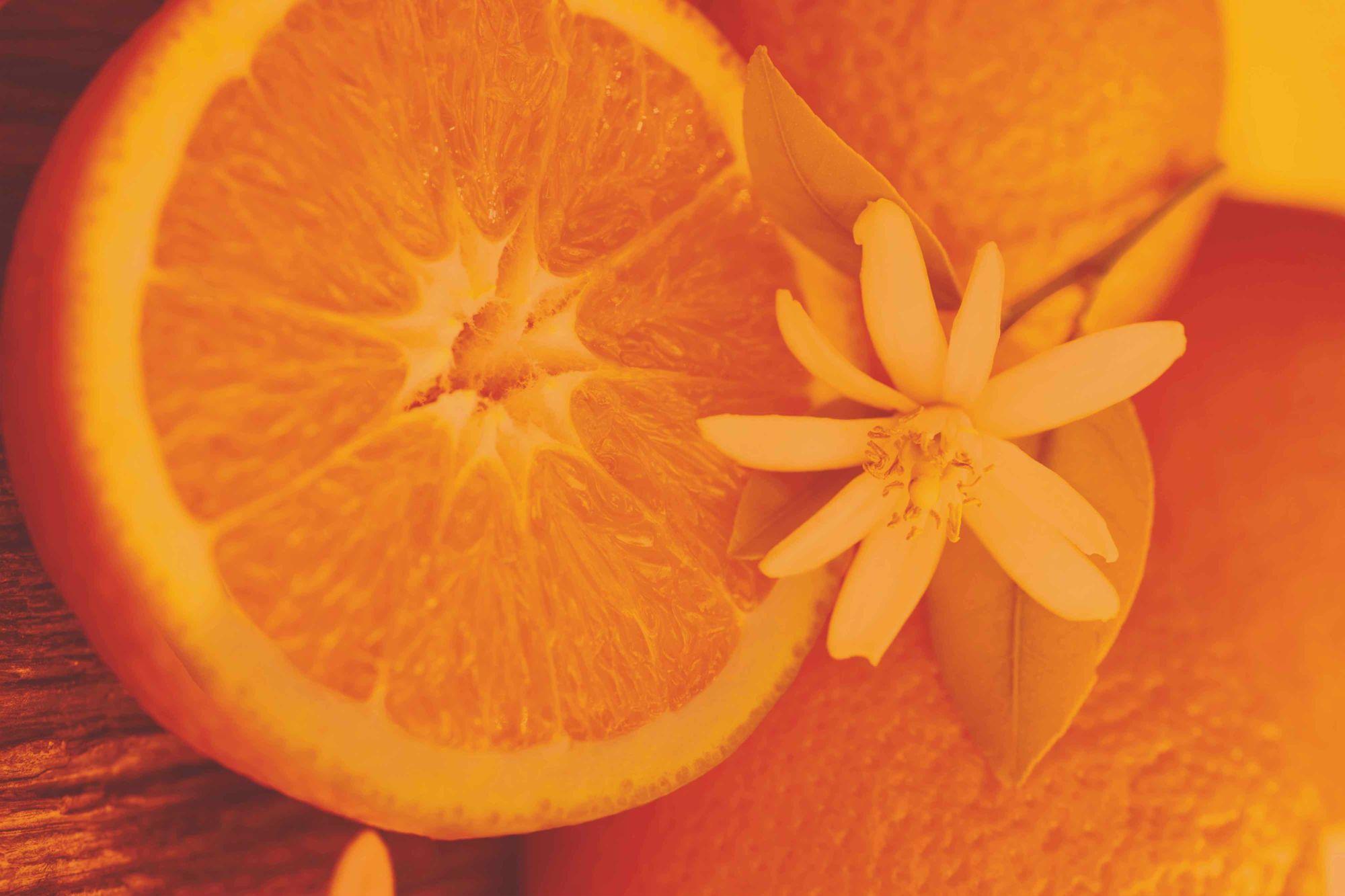 oranžová altearah bio